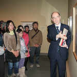 相田みつを美術館館長の作品解説「なるほど!なっとく!相田みつを」